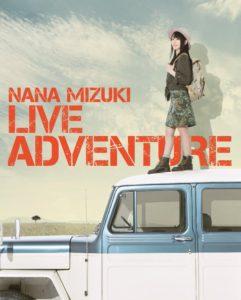 NANA MIZUKI LIVE ADVENTURE BD